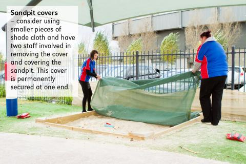 sandpit covers